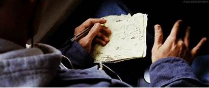 Writing Rap Eminem Down Paper Goals Teaches