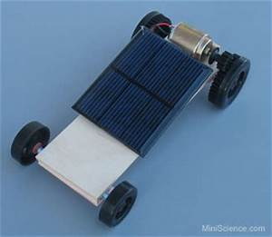 How to make a solar energy toy car | Energy Powers