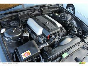 1998 Bmw 7 Series 740il Sedan Engine Photos