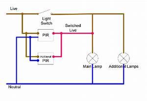 Multipirandlamp U202c Circuit