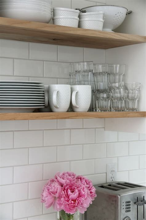 home depot subway tile transitional kitchen  house