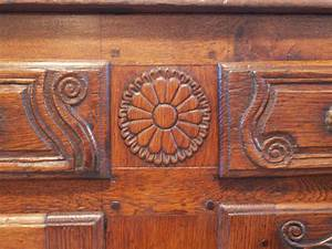 Buffet Enfilade Vintage : french antique vintage enfilade 3 door buffet carving to centres and drawers wild wood antiques ~ Teatrodelosmanantiales.com Idées de Décoration