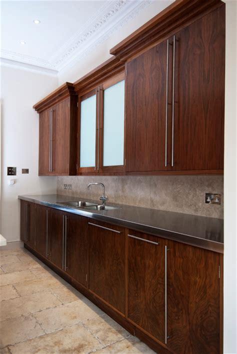 American Black Walnut Kitchen  Modern  Kitchen  Other