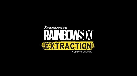 Ubisoft announces Rainbow Six Extraction with an ...