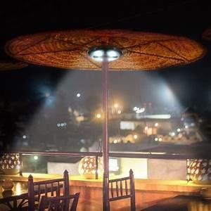 Top Five Best Umbrella Lights  Patio Umbrella Light