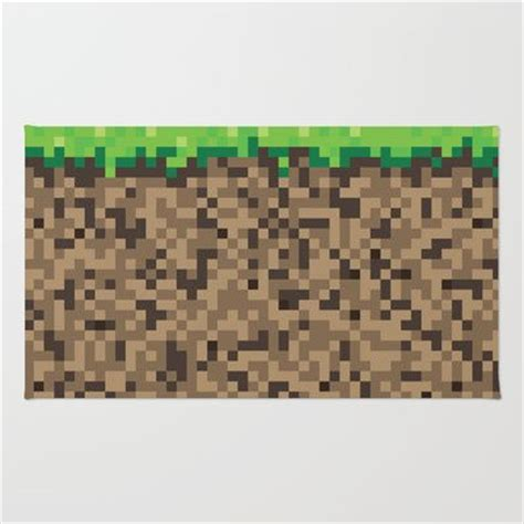 Minecraft Bedroom Rug by Minecraft Block Rug Products Rugs And L Wren