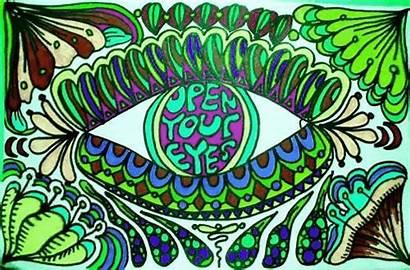 Trippy Eyes Lsd Acid Shrooms Mushrooms Open