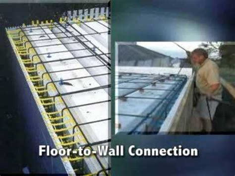 icf  floors roofs quad deck insulating concrete