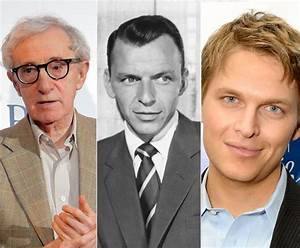 Woody Allen: Ronan Farrow 'looks a lot like' Frank Sinatra ...