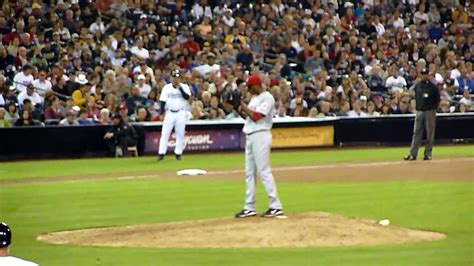 aroldis chapman  mph hd fastest pitch  youtube
