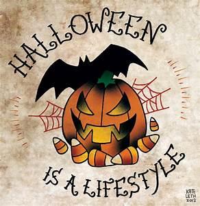 Halloween Bat Tattoo Designs