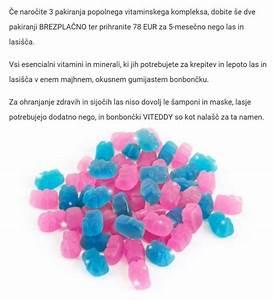 Viteddy Gummies Slovenija  Cena  Navodila  Mnenja  U2013 Najbolj U0161i Vitamini Za Zdrave In Mo U010dne Lase