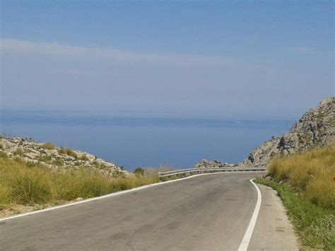 coll dels reis mallorca map cycling routes climbs