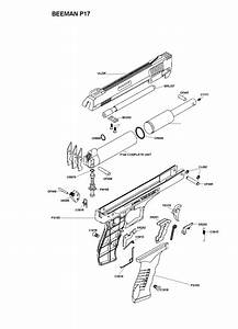 P17 Beeman - Airgun Spares