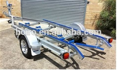 19 Ft Boat Trailer by 19ft Durable I Beam Aluminum Boat Trailer For Sale Buy
