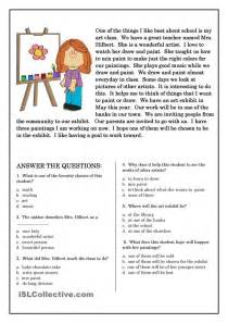 free reading comprehensions 17 images about reading comprehension on simple sentences grade 1 reading and
