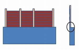 Sichtschutz Befestigung Auf Mauer : tipps f r sichtschutz auf st tzmauer bauforum auf ~ Watch28wear.com Haus und Dekorationen