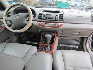 Sold Registered Toyota Camry Xle 2003 Model    N980k Only