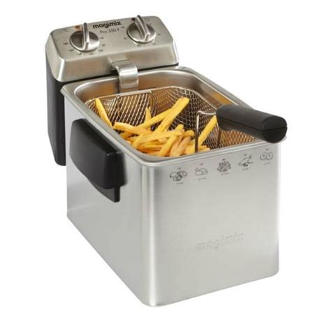friteuse et cuisine friteuse pro et semi pro quels usages ma friteuse sans huile votre guide complet