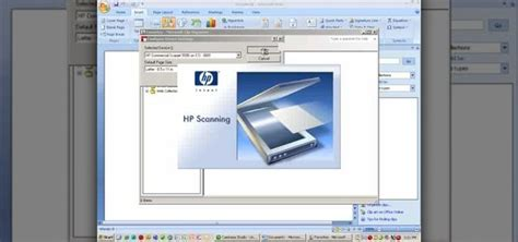 scan  document  word  microsoft office