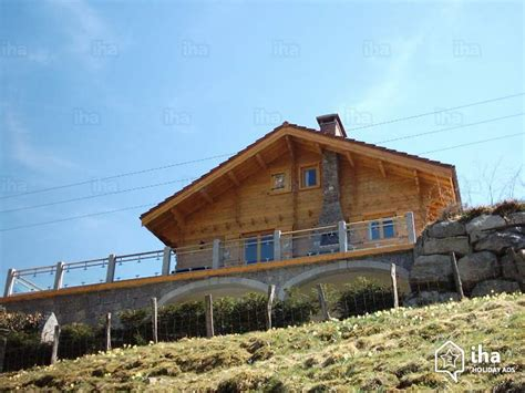 location chalet 224 la bresse iha 36944