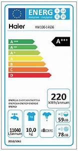 Wasserverbrauch Deutschland 2016 : haier hw100 14636 frontlader ab 349 2019 heise online preisvergleich deutschland ~ Frokenaadalensverden.com Haus und Dekorationen