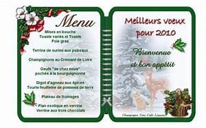 Modele De Menu A Imprimer Gratuit : modele de carte pour menu de noel exactjuristen ~ Melissatoandfro.com Idées de Décoration