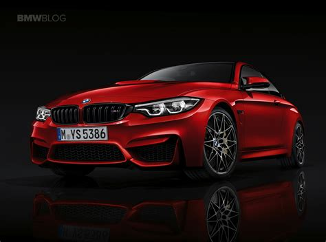 World Premiere Bmw M4 Coupe And Convertible Facelift