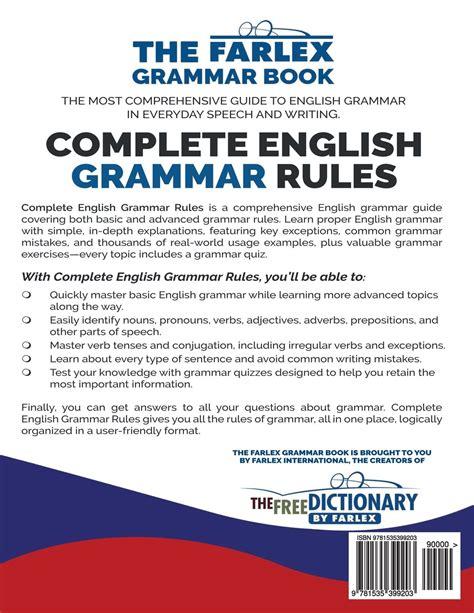 English grammar rules pdf book - casaruraldavina.com