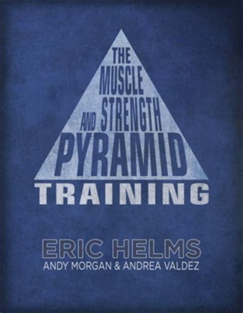 muscle strength pyramid training  eric helms