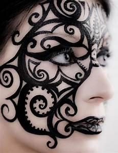 Schminke Auf Rechnung : fasching karneval schminke schminken fantasy ~ Themetempest.com Abrechnung
