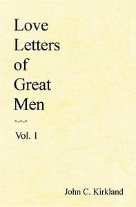 best books of love letters With love letters of great men book