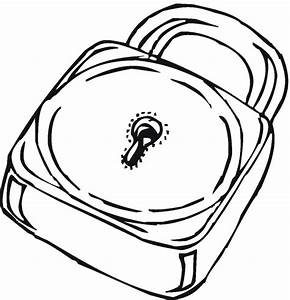 Lock And Key Coloring Pages Coloring Pages