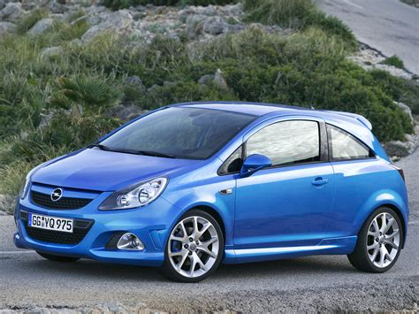 Opel Corsa OPC (2008) - picture 7 of 69