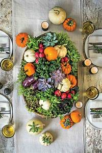 Decoration Legumes Facile : id e d co table automne une d co de toutes les couleurs comme les feuilles d 39 automne ~ Melissatoandfro.com Idées de Décoration