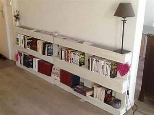 Meuble De Cuisine En Palette : 27 fa ons de recycler des palettes en meubles ~ Dode.kayakingforconservation.com Idées de Décoration