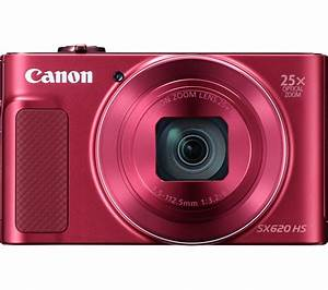 Buy Canon Powershot Sx620 Hs Superzoom Compact Camera