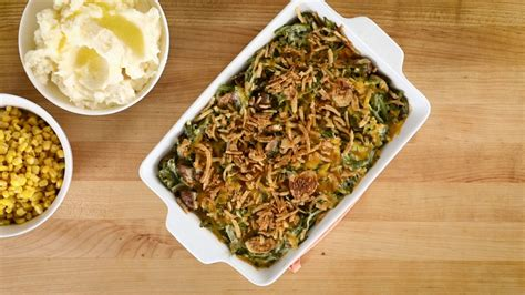 delicious green bean casserole main dish