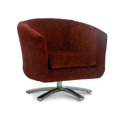 Swivel Tub Chair Fabric - swivel tub chair seat lounge furniture