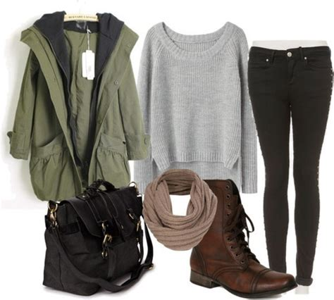 16+ Cool Black And Brown Combat Boots Outfit Ideas