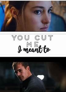 knife throwing scene ️ ️ | Divergent Trilogy | Divergent ...