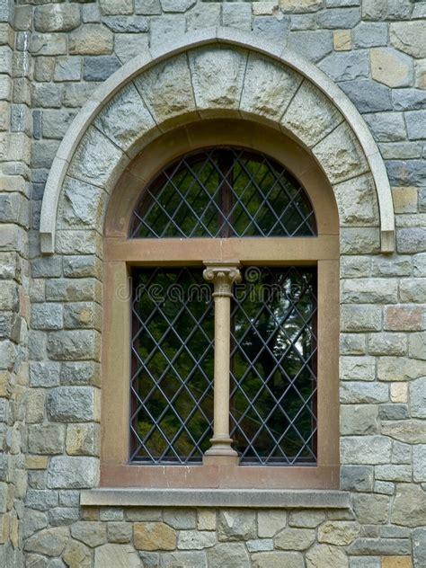 castle window stock photo image  window reflect arch