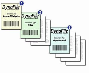 barcode recognition tour dynafile document management With barcode document management software