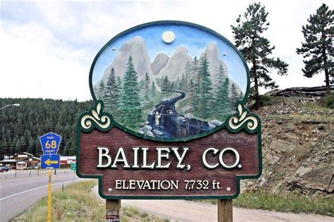 110 Quartz Circle Bailey 80421 Colorado views for sale