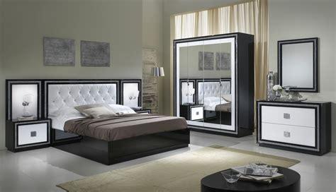 commode pour chambre adulte chambre adulte complète design laquée blanche et