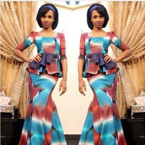 creative ankara skirt and blouse style ankara styles blouse styles creative and