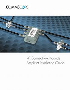 Amplifier Installation Guide