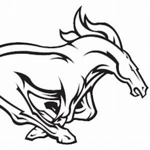 Mustang Gt Drawing