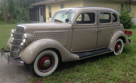 white wall tires 1935 ford 4 door sedan ford other 1935 for sale