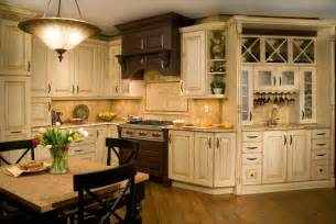 Kitchen Wall Color Ideas With Cherry Cabinets by French Provincial Kitchens Kitchen Traditional With Period
